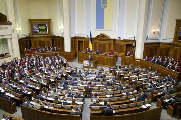 Парламент Украины согласован