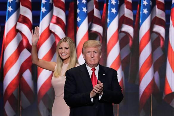Дочь Трампа сделает отца президентом США?