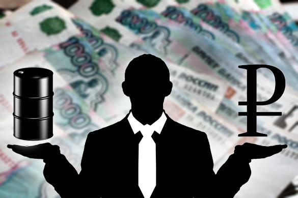 Рубль в пересмотренном прогнозе правительства будет более крепки