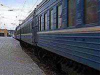 На Ярославский вокзал Москвы прибыл