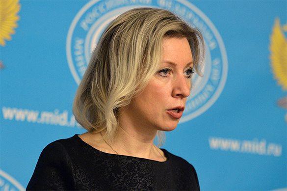Мария Захарова: Воссоединение Крыма сРоссией— пример наивысшей демократии