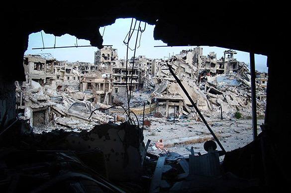 В Ракке при авиаударе сил коалиции США погибли 43 мирных жителя