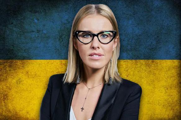 На Украине рассказали о скором визите Собчак в Киев. 391830.jpeg