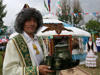 Жители Татарстана собрались на Сабантуй