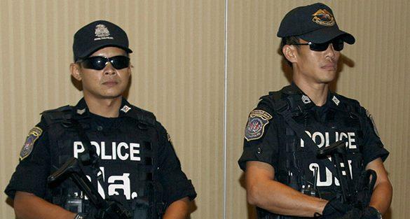 Тайская полиция задержала мужчину, отправившего