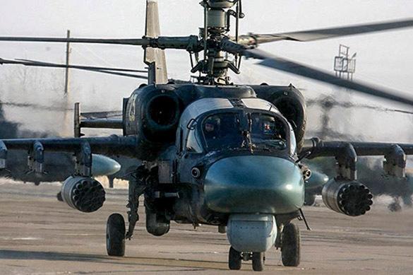ВВСУ опровергают факт пересечения боевым вертолетомРФ украинской границы наХерсонщине