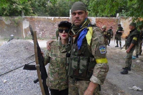 Расстреляна грузинская наемница, тренировавшая украинских националистов. Расстреляна грузинская наемница, тренировавшая украинских национ