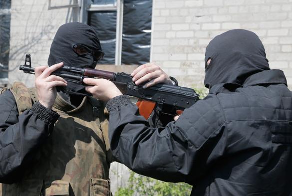 Ярош озвучил план по мгновенному захвату Донбасса