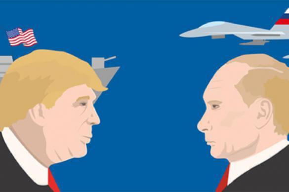 В России рассказали о темах переговоров Путина и Трампа в Париже. 394832.jpeg