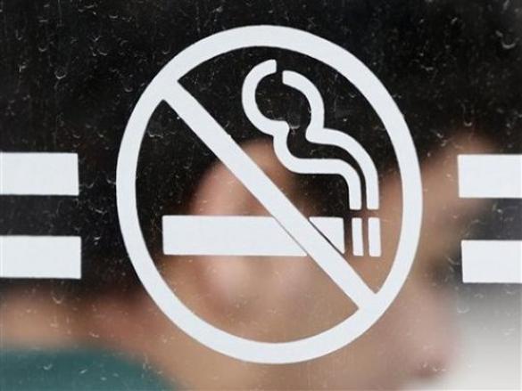 Китай принудительно бросает курить.