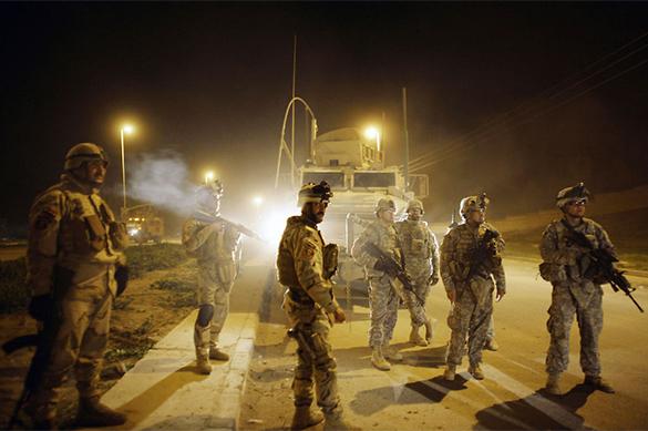 В чем заключается глупость отправки американских войск в Афганис