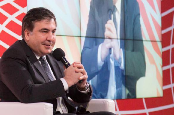 Саакашвили временно отменил марши и митинги. Саакашвили временно отменил марши и митинги