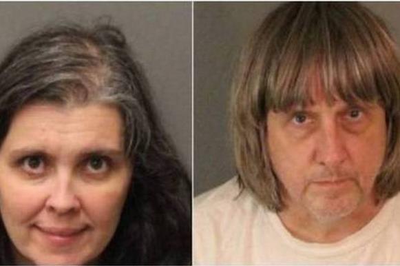 Американские супруги держали в плену на цепи 13 детей. Американские супруги держали в плену на цепи 13 детей