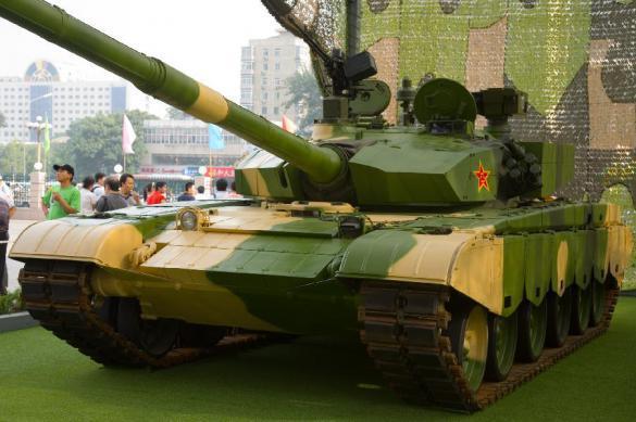 СМИ: Китай показал секретный беспилотный танк. 384833.jpeg