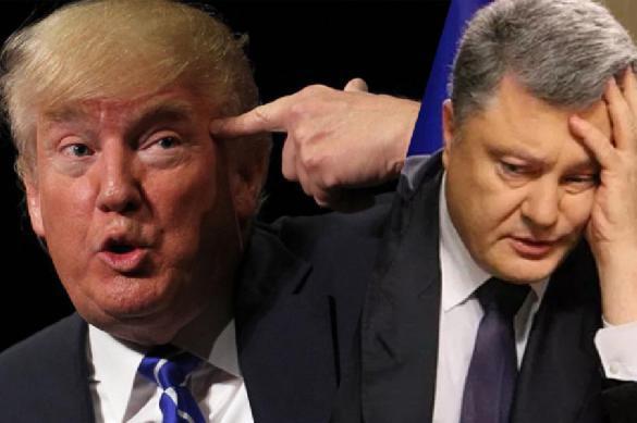 Трамп не пожал руку Порошенко в Париже. 394833.jpeg