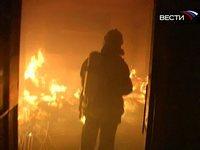 В Литве произошел пожар на местном нефтеперерабатывающем