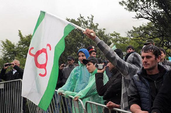 Ни пяди родной земли! Жители Ингушетии не хотят установления новых границ с Чечней. 392834.jpeg