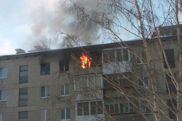 Свердловский рыбак устроил взрыв в пятиэтажке. Свердловский рыбак устроил взрыв в пятиэтажке
