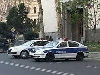 В здании грузинской телекомпании прогремел взрыв