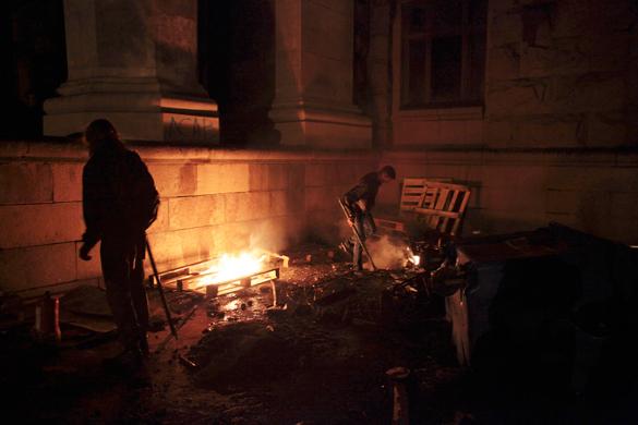В Одессе хотят забыть о трагедии в Доме профсоюзов. Одесса, 2 мая 2014 года
