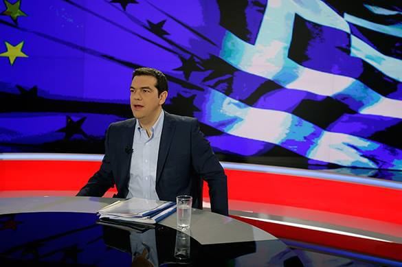 Греция отказалась от последнего предложения ЕС. Ципрас, Греция