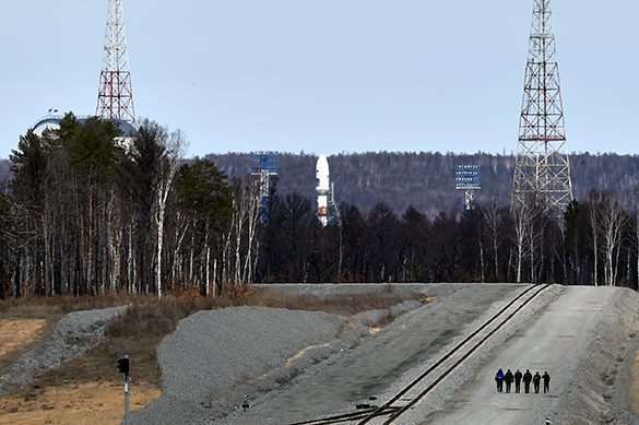 Запуск ракеты с Восточного - историческое событие