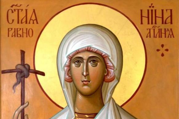 Святая Нина - простая девушка, равная апостолам. 397836.jpeg