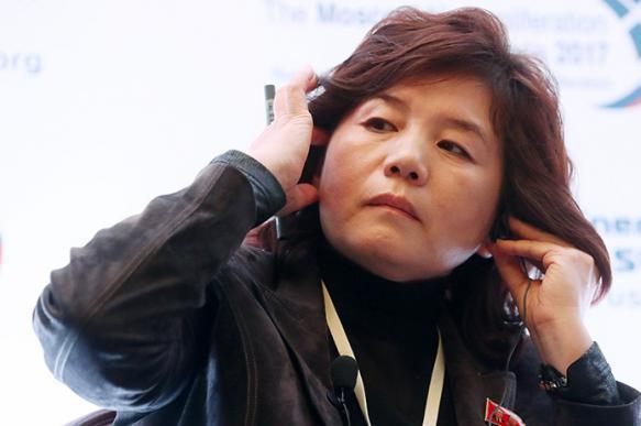 Замглавы МИД КНДР предположила, что Ким Чен Ын может отказаться от диалога с США. 399836.jpeg