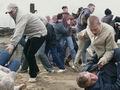 Массовая драка в Москве закончилась поножовщиной