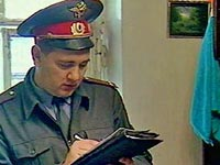 Неизвестный пытался поджечь военкомат в Перове