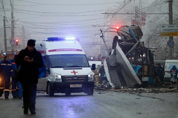ФСБ: Раскрыты теракты в Волгограде и Пятигорске. ФСБ: Раскрыты теракты в Волгограде и Пятигорске