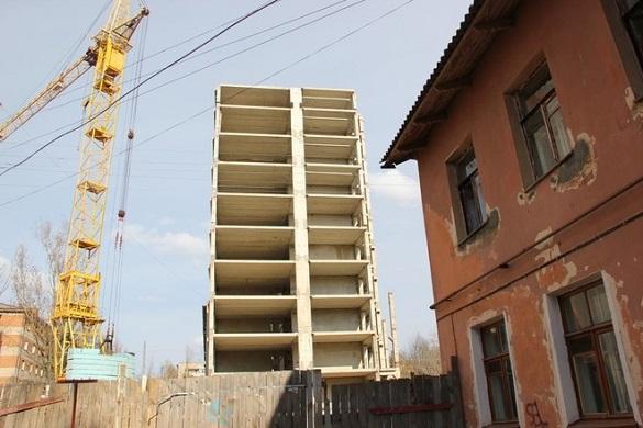 Расселение аварийного жилья в России выйдет на уровень 2 млн кв. м в год. 398838.jpeg