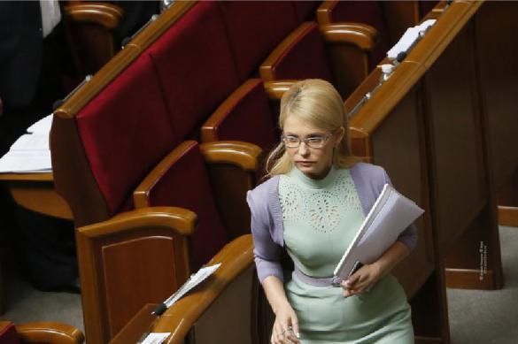 Тимошенко: Россия может захватить Киев за три минуты. Тимошенко: Россия может захватить Киев за три минуты