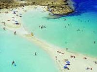 Пляжи на Кипре - самые чистые в Европе