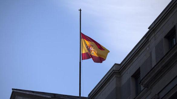 Испания выступает за Донбасс.