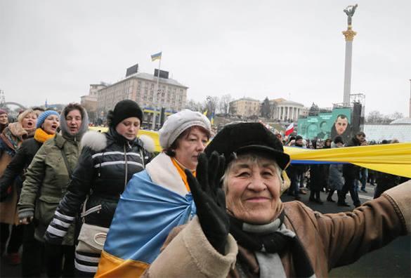 Newsweek: Украина предпочитает говорить по-русски.