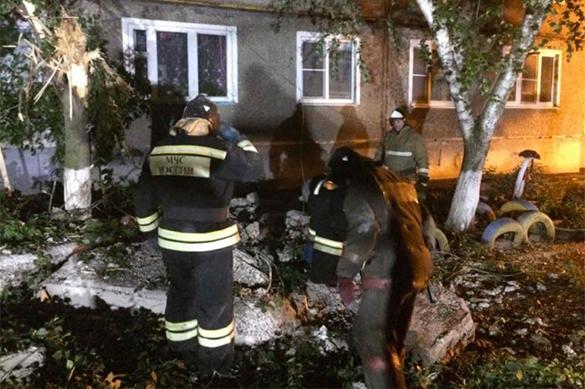 В Тамбовской области взорвался бытовой газ