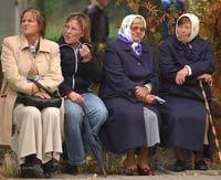 Москвичи живут дольше, чем жители регионов