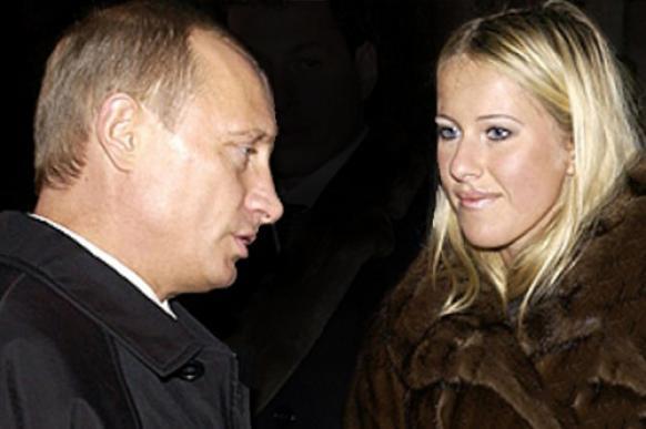 Западные СМИ: Собчак идет в тандеме с Путиным. 377841.jpeg