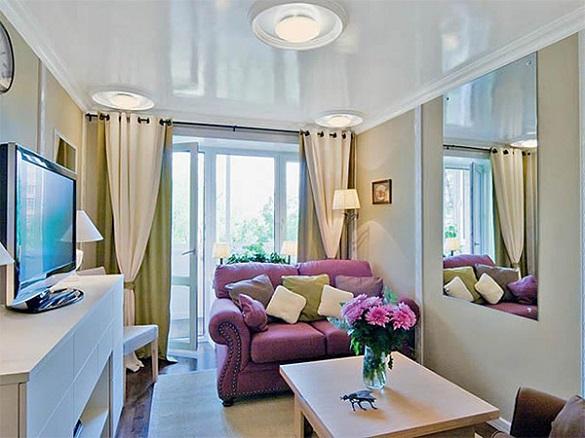 Как сделать узкую комнату зрительно широкой: правильные советы  . 400841.jpeg