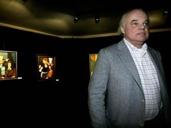 Главный мошенник современности открыл выставку своего ремесла