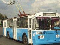 Глава ГИБДД Москвы пересел с автомобиля на троллейбус