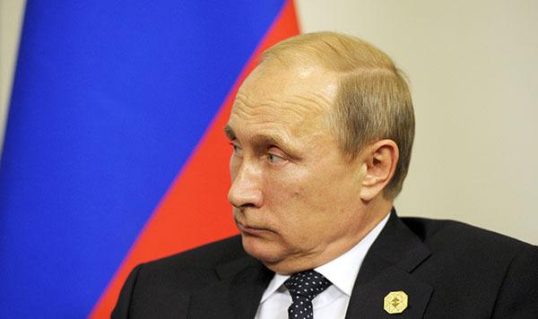Владимир Путин: Россия не позволит себя втянуть в геополитические игры. 304842.jpeg