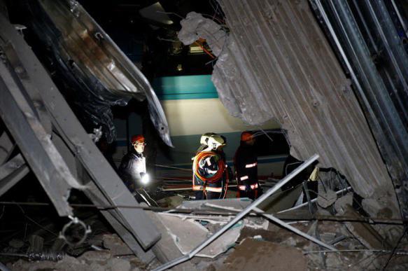Опубликовано видео первых минут после катастрофы поезда в Турции. 395842.jpeg