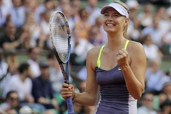 Ана Иванович, Мария Шарапова и другие: 8 самых красивых теннисисток. Мария Шарапова