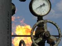 Транзит газа через Украину составил лишь половину от