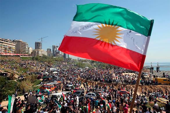 СМИ: В Москве откроется посольство Сирийского Курдистана