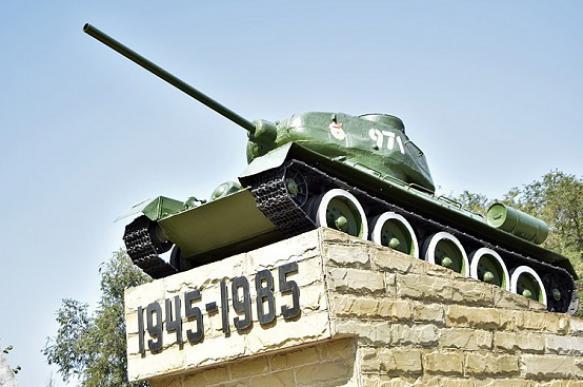 Лаос отдал России Т-34 в благодарность за