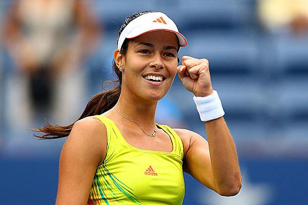 Ана Иванович, Мария Шарапова и другие: 8 самых красивых теннисисток. Ана Иванович