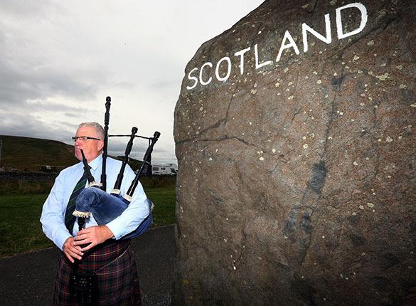 Шотландия отложила независимость на 10 лет. Шотландия выбрала единство